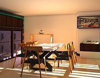 Living Interior room