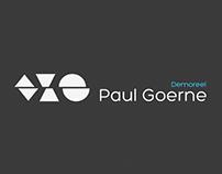 Paul Goerne | Demoreel