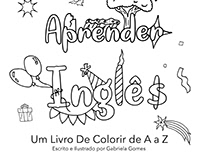 Language Coloring Book