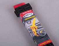 Dera-Tie branding