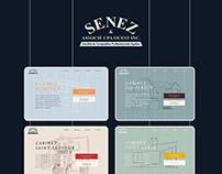 Groupe Senez - Site Web