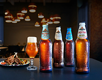 Commercial for Švyturys Blonde Ale