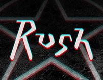 Rush - Conceptual Logo