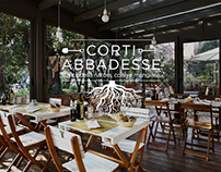 Corti Abbadesse #Website e Shop Online
