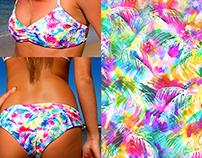 Paradise Neon Pattern x Kulani Kini's