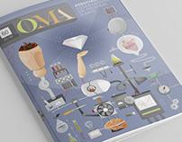 OMA - Cover Design