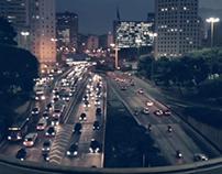 Samsung | Cidade verso