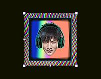 The Background Visual Design of Da Zhangwei's Concert
