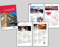 AXA ASSISTANCE City guide design