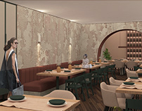 Ai Leoni Restaurant | Interior Design by BARDI