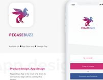 PegaseBuzz App