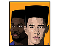Phoenix Suns / Kid N Play Mashup