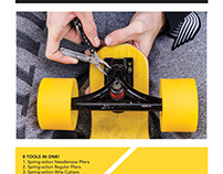 LEATHERMAN Print Ad