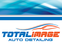 Total Image Auto Detailing Corporate Identity Package