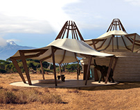 Wilderness Pavilion at Kilimanjaro