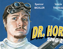 Dr. Horrible's Sing Along Blog Movie Poster