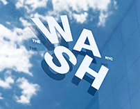The Wash NYC Identity
