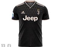 Concept Thrid Jersey Juventus 2020-2021