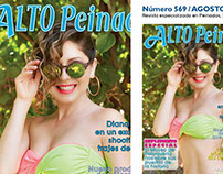ALTO PEINADO Magazine / Summer