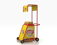 Cart Design For Lays