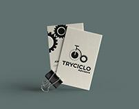 Diseño tarjetas Tryciclo Advisors 2018