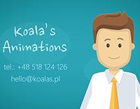 Koala's Animations Introduction