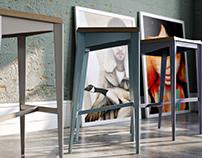 3D Visualizations of Furniture