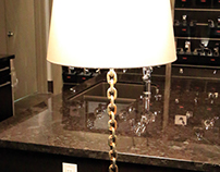 Industrial Modern Chain Lamp
