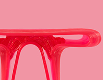 Percy Stools - Algorithmic Furniture