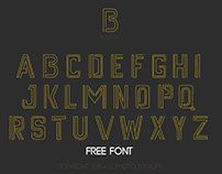 Boston | FREE Typeface
