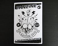Fanzine N°1: L'invasion des mites