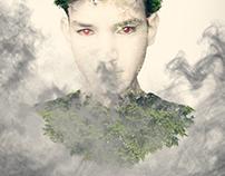 Earth doesn't smoke