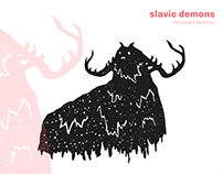 slavic demons / mountain demons