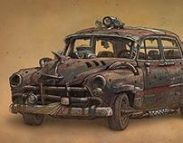 Chevy Carmen