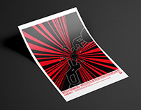 Agent 47 minimal poster
