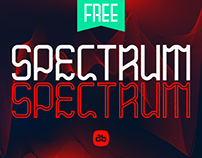 Spectrum [Free Font]
