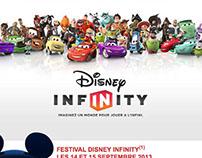 DLP — Disney Infinity's campain