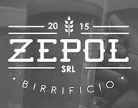 Zepol s.r.l. Birrificio artigianale // Brand