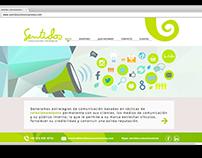 Sentidos comunicaciones | PR Agency | Website
