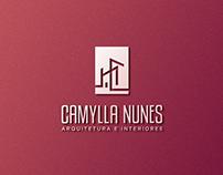 Camylla Nunes | Visual Identity
