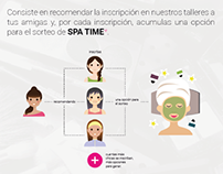 Anuncio | Concurso Spa Time