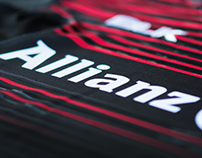 Saracens Kit Design 17/18 Season