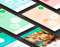Design Case - Tryme - Mobile App