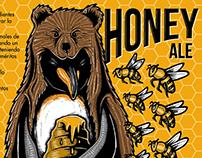 Cerveza Emperador Honey Ale