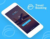 Mobile App UI/UX Design : Travel, Flight, Hotel Booking
