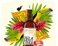 Old Mout Cider Social Media