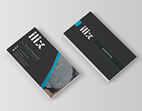 Design Card For Ilix.eu