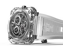 BR-X1 Tourbillon Chronograph Sapphire /2016