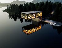 L-Lake House