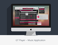 GT Player – Music Application